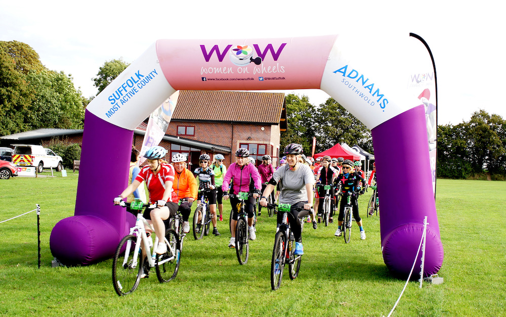 Women on Wheels Sudbury returns in July