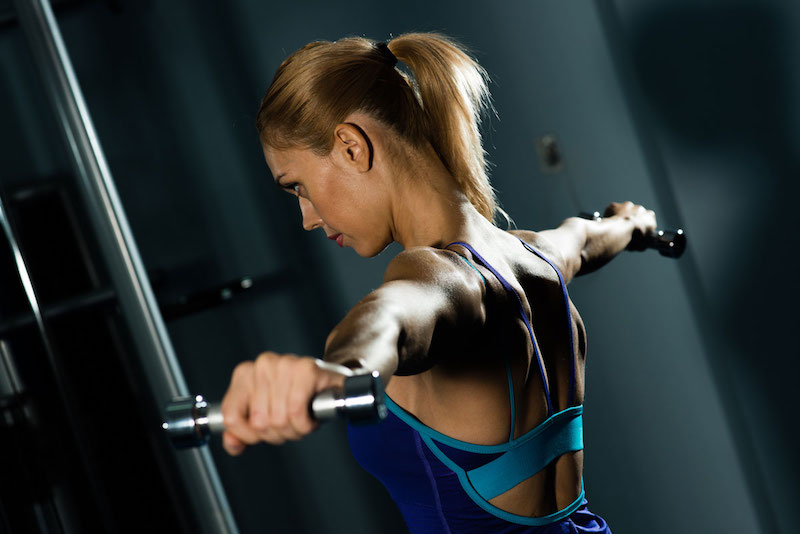 The best free weight exercises for maximum effect