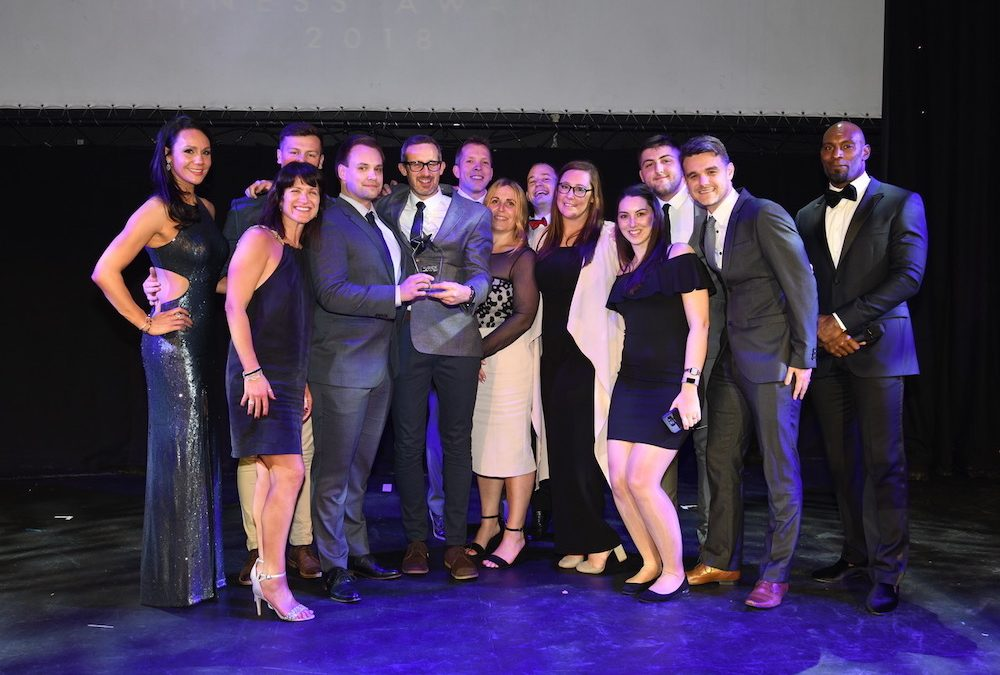 Newmarket Leisure Centre wins national recognition