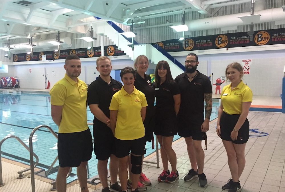 Abbeycroft becomes UK's first leisure trust to be accredited with Poolmark