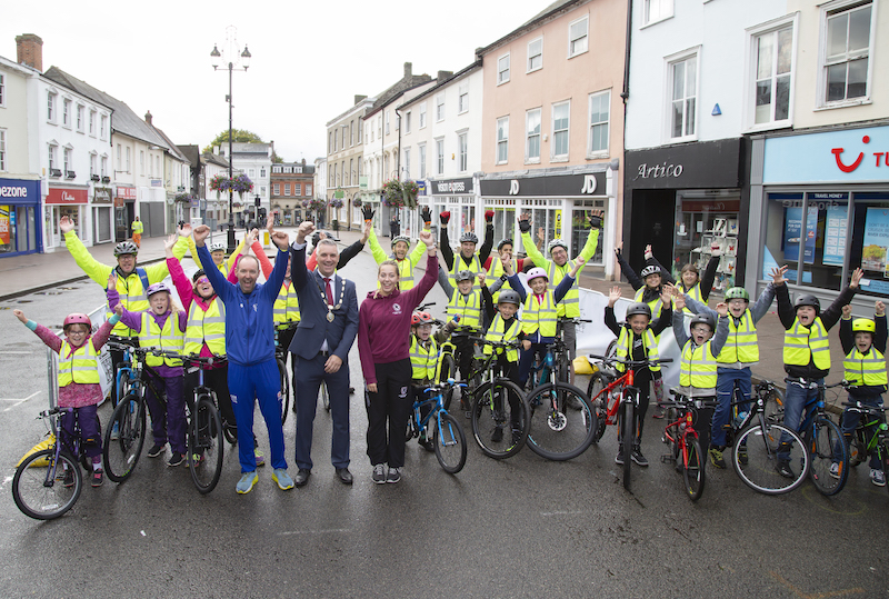 Bury Goes Biking – another great success