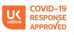 Covid-19 response approved logo