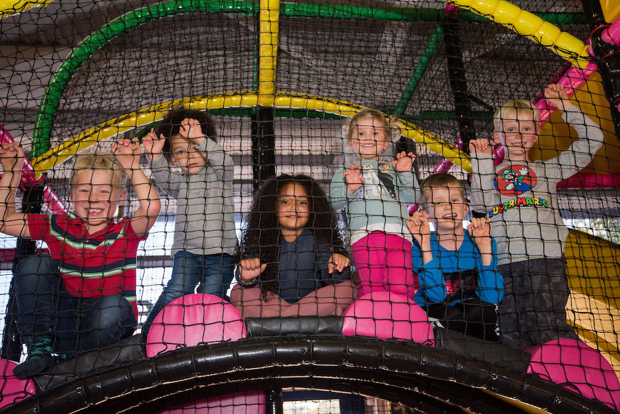 New soft play opens as part of £1.8m leisure centre transformation
