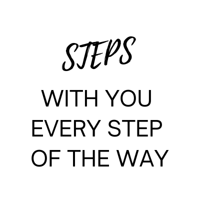 steps with you every step of the way