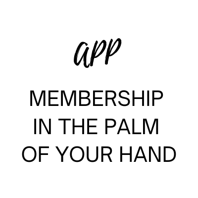 Membership in the pALm of your hand