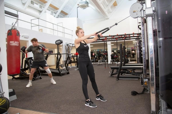 Haverhill gym