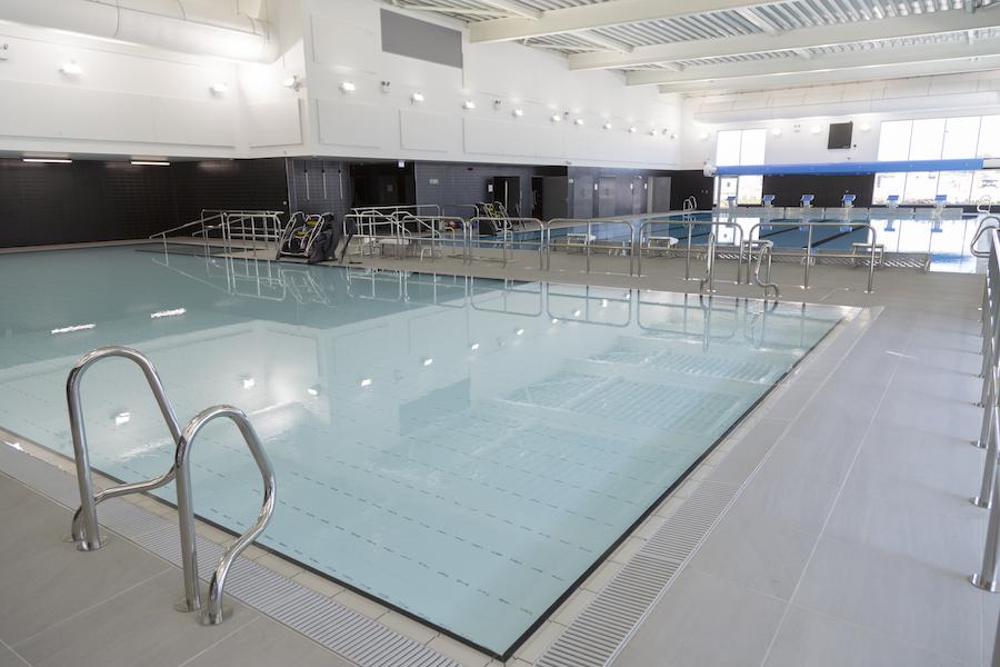 Pools at Mildenhall Hub