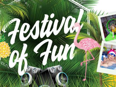 festival of fun logo