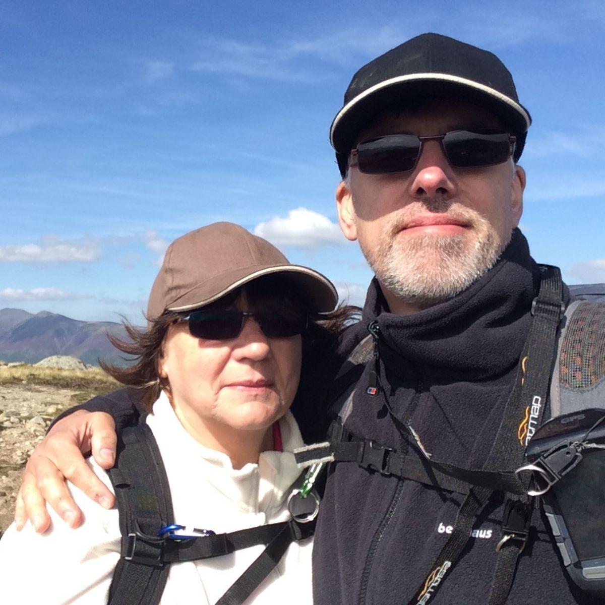 Mike and Carol Hall
