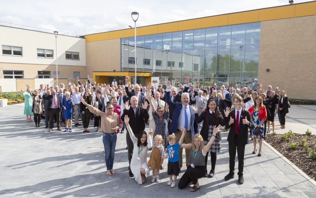 Community officially opens its new hub in Mildenhall