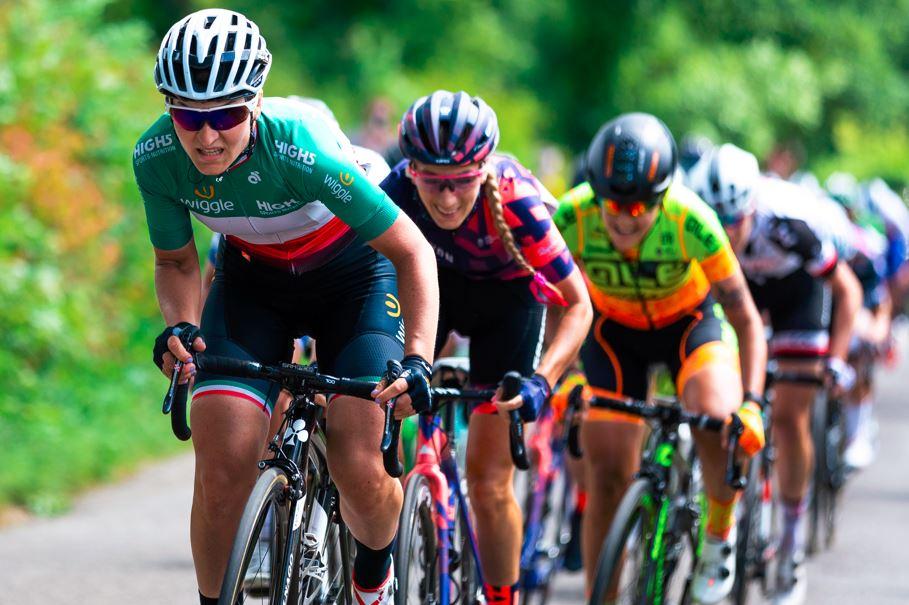 womens tour riders