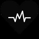 Heart graphic advertising brandon wellbeing hub