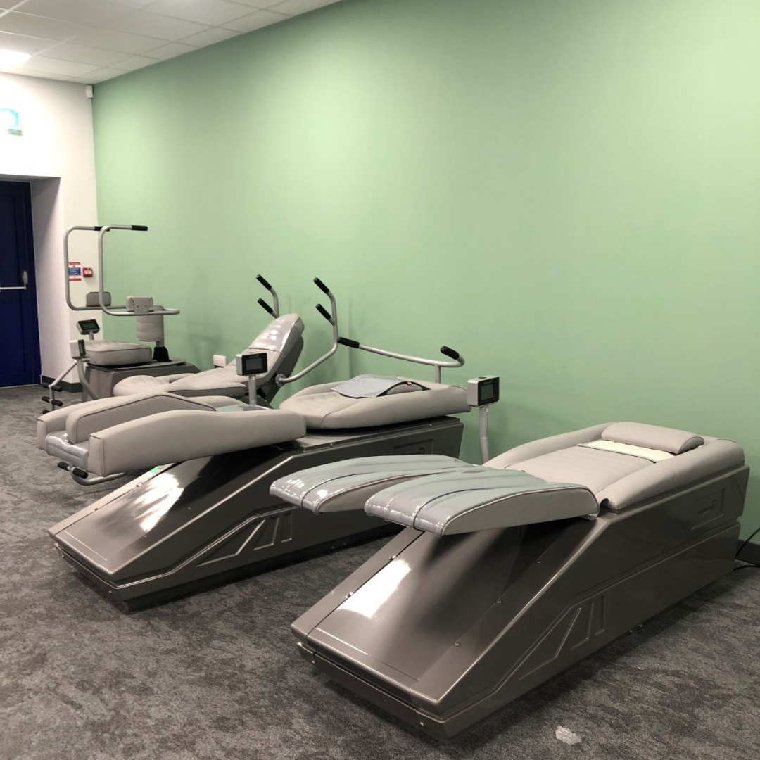 Shapemaster gym equipment/Brandon wellbeing hub