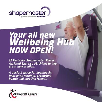 shapemaster is now open