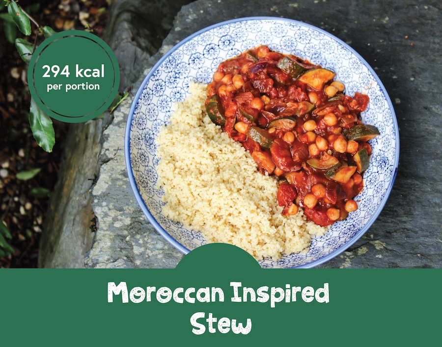Moroccan Inspired Stew