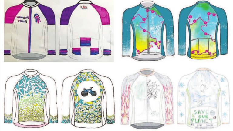 Jersey winner designs
